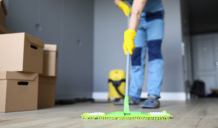 How Move-Out Cleaning Services Can Make Your Move Easier