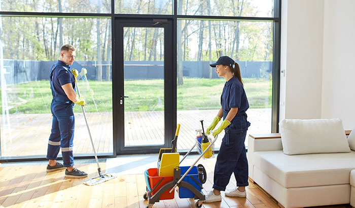 New House? Here's the Ultimate Move-In Cleaning Checklist