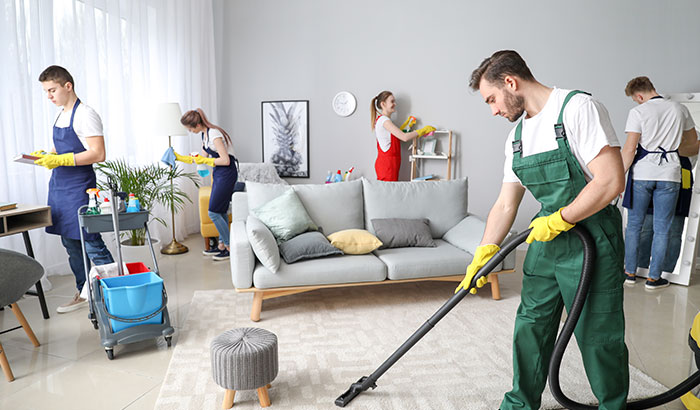 Yes, There's a Correct Way to Clean Your Home. Here's How.