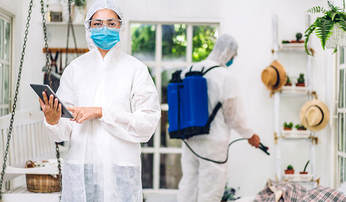5 Benefits of Using Professional Disinfecting Services for Your Home